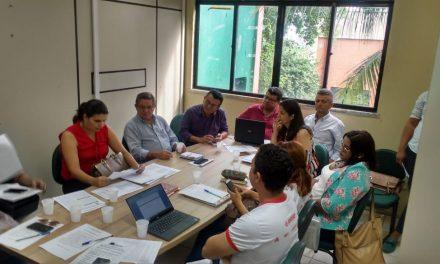 Caucaia: Sindicato APEOC participa de audiência com procurador do Município