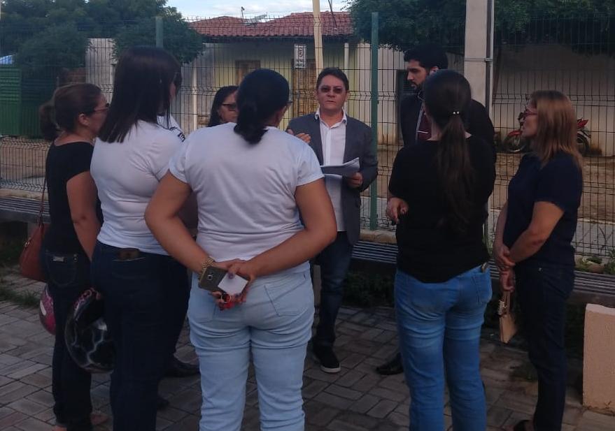 Boa Viagem: Sindicato APEOC encaminha mandado de segurança coletivo em benefício de educadores