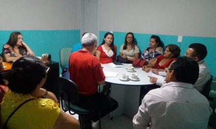 Umirim: Sindicato APEOC encaminha pauta da categoria em reunião com secretário de Educação