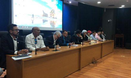 Anizio Melo participa de debate sobre Reforma da Previdência e articula Paralisação do dia 22/03