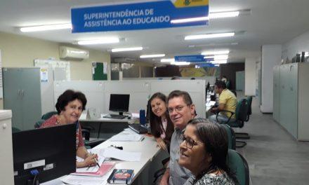 Horizonte: A APEOC garante convocação de professores no cadastro de reserva