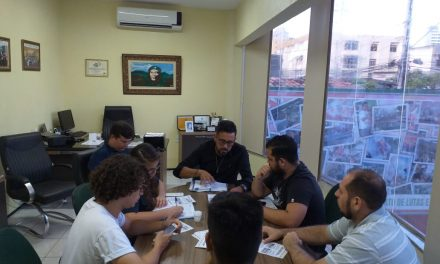 DEFORMA, NÃO! APEOC recebe apoio de movimentos estudantis na Paralisação de 22/03