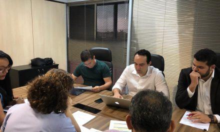 Agiliza Camilo! Reunião técnica é realizada na SEDUC