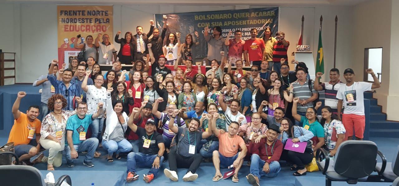 Frente Norte/Nordeste em Defesa da Educação é lançada no Pará