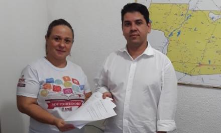 São Gonçalo: APEOC cobra demandas da categoria e celeridade nas negociações