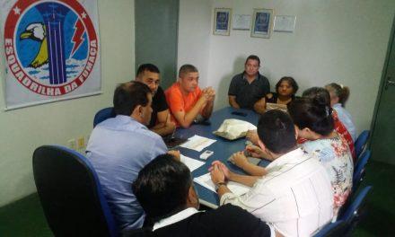 Umirim: Sindicato APEOC participa de audiência sobre Reposição Salarial