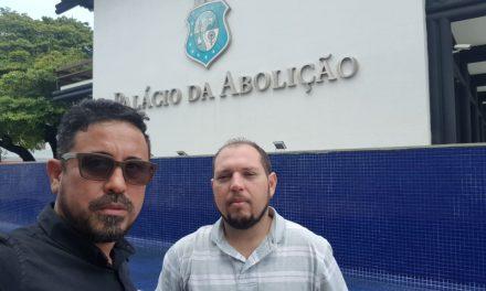 Agiliza Camilo: APEOC comunica paralisação contra a DEFORMA e cobra celeridade na negociação da pauta