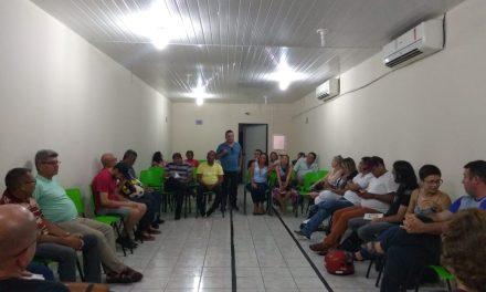 Cariri: APEOC articula grande ato na região contra a DEFORMA da Previdência