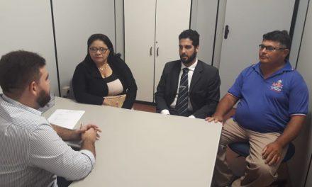Boa Viagem: APEOC discute lotação dos Profissionais da Educação em reunião com Procurador