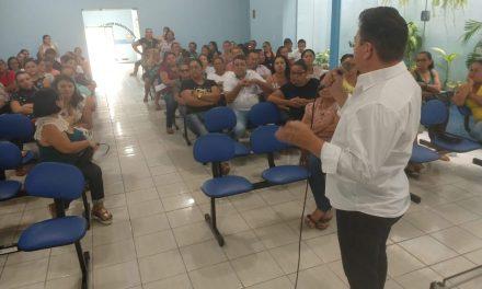 Caridade: APEOC discute Precatórios do FUNDEF em assembleia com professores