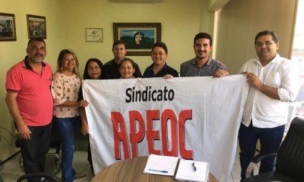 Palmácia: APEOC assegura reajuste de 4,17% e realiza reunião de trabalho