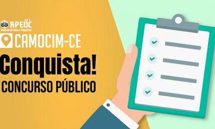 Camocim: Conquista da APEOC no STJ garante convocação de aprovados no último concurso