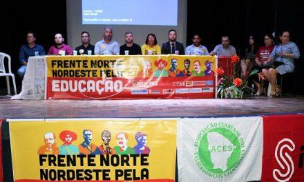 Lançada na Paraíba a Frente Norte/Nordeste em Defesa da Educação