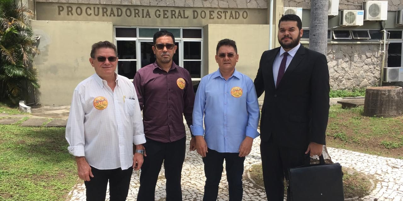APEOC e PGE avançam nas negociações pela integralidade da Regência