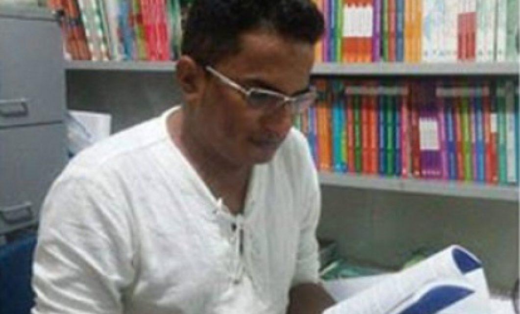NOTA DE PESAR: Professor Valdeir Raimundo de Oliveira
