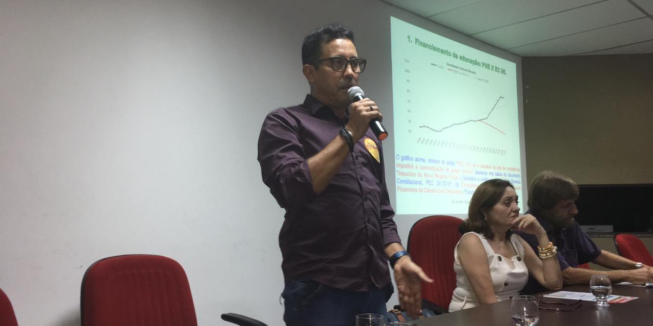 Novo FUNDEB: Anizio defende aprovação já das PECs sobre financiamento permanente da Educação