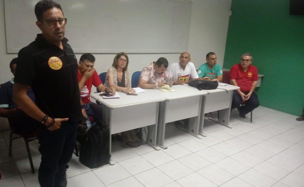 1º de Maio: Ato unificado em Fortaleza pelos Direitos Trabalhistas e contra a Deforma da Previdência