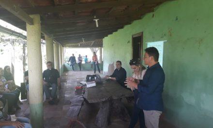 Caridade: APEOC reivindica direitos da categoria em reunião com Prefeitura