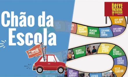 Veja aqui onde ocorrerão as manifestações da Educação no Ceará