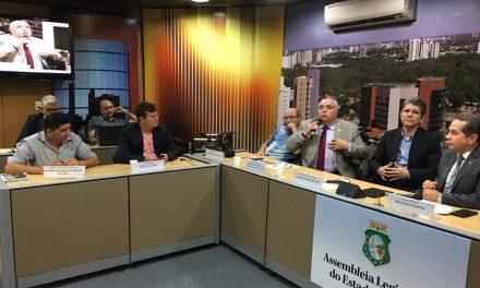 Novo ISSEC: APEOC participa de audiência pública que debateu atendimento