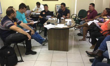 Executiva APEOC aprova regulamento para eleições municipais