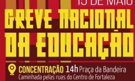 Blog do Eliomar: Professores articulam greve geral para o dia 15 de maio em todo o País