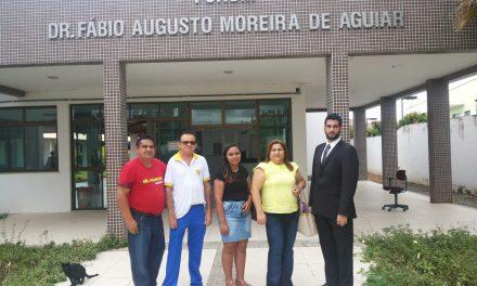 Tauá: APEOC participa de audiência de conciliação sobre os Quinquênios