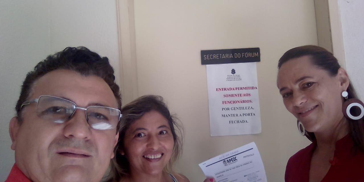 Araripe: APEOC entra com ação para retorno da consignação da contribuição sindical