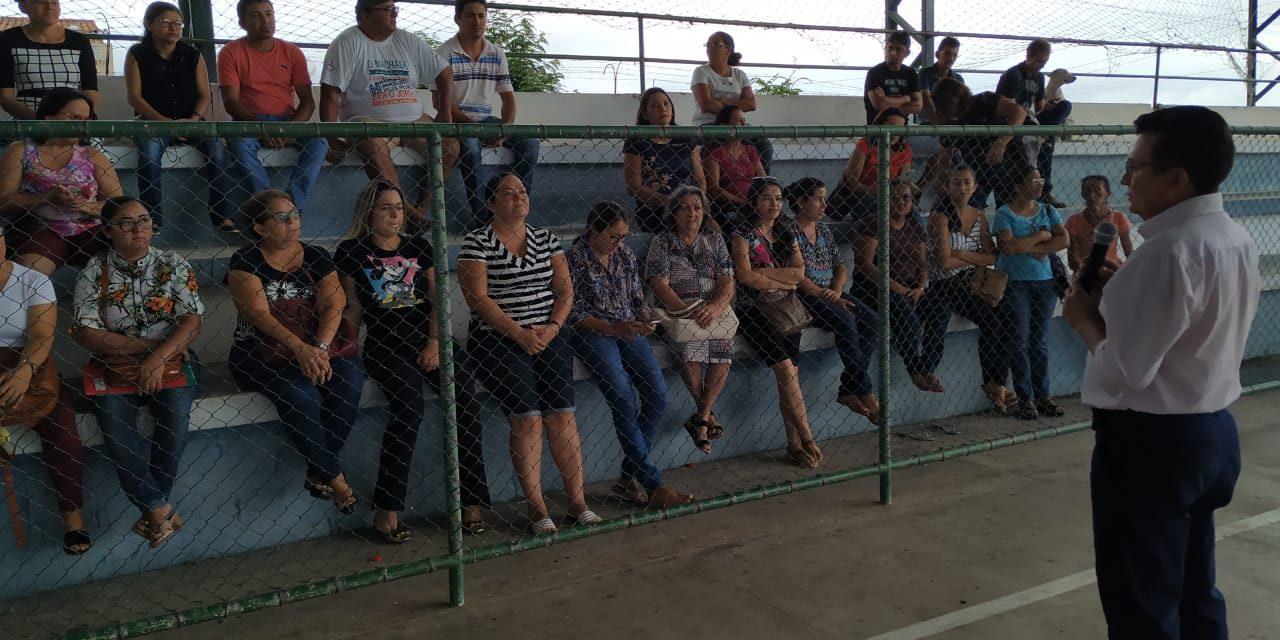Saboeiro: APEOC realiza assembleia de esclarecimento sobre Precatórios do FUNDEF