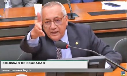 NOTA   Frente Norte/Nordeste repudia postura do deputado Gastão Vieira (PROS-MA) durante audiência pública na Câmara dos Deputados