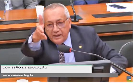 NOTA | Frente Norte/Nordeste repudia postura do deputado Gastão Vieira (PROS-MA) durante audiência pública na Câmara dos Deputados