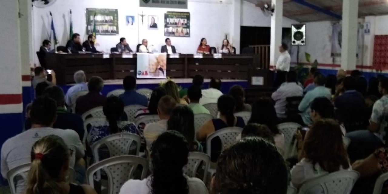 Fortim: APEOC debate a DEFORMA da Previdência e seus impactos no funcionalismo público