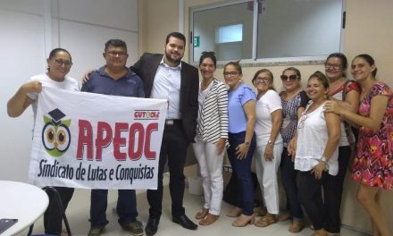 Boa Viagem: APEOC diligencia encaminhamentos do processo de Ampliação Definitiva