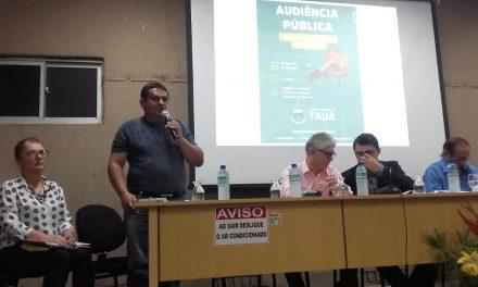 Tauá: APEOC defende 60% do Precatório do FUNDEF para o Magistério em Audiência Pública