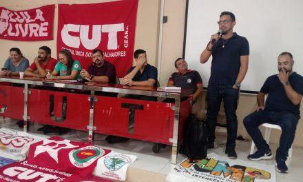 Plenária Popular e Sindical preparatória para a Greve Nacional da Educação