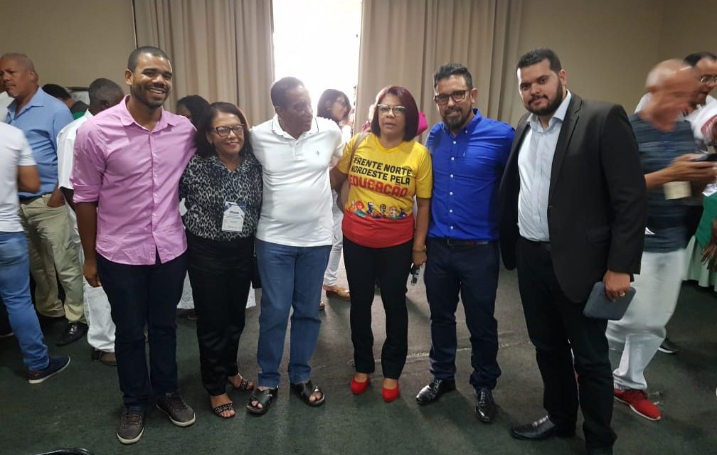 Lançada a Frente Norte/Nordeste em Defesa da Educação na Bahia