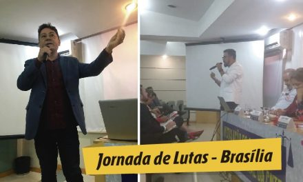 JORNADA PELOS PRECATÓRIOS: APEOC ESTÁ EM BRASÍLIA PARA ACOMPANHAR JULGAMENTO NO STF