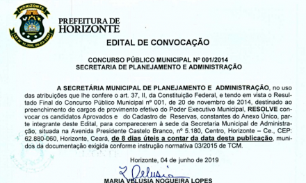 Horizonte: Após pressão da APEOC, professoras do último concurso são convocadas