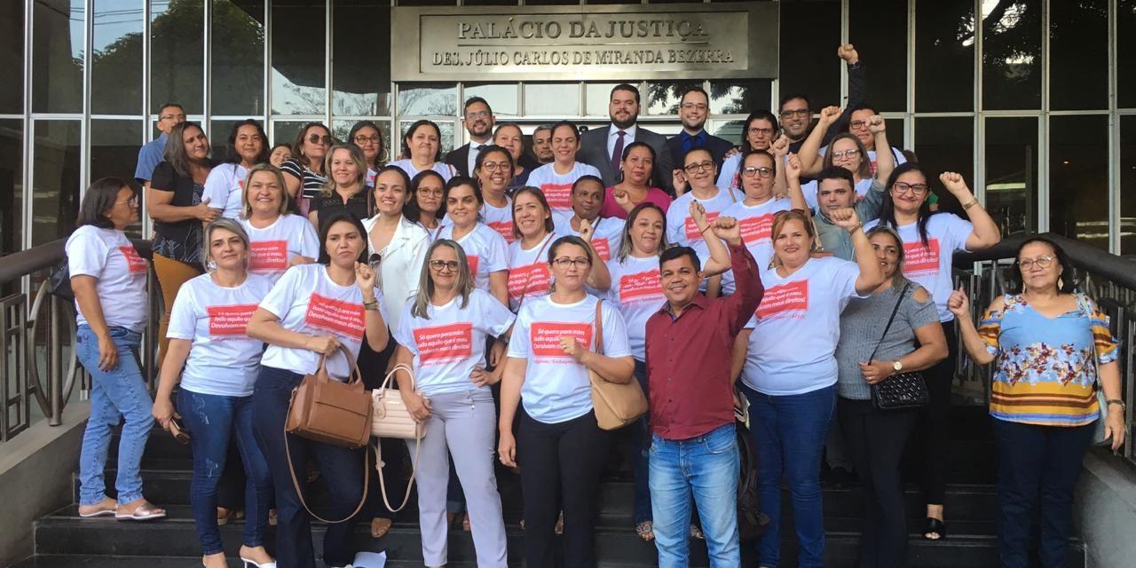 ICÓ: UNIDADE DA CATEGORIA GARANTE AMPLIAÇÃO DEFINITIVA NA JUSTIÇA