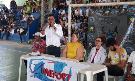 APEOC participa da abertura da 3º edição da UNECOPA