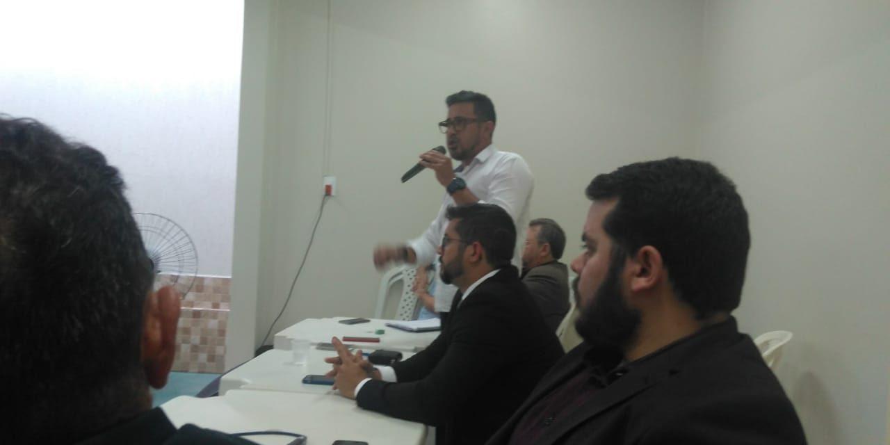 Icó: APEOC realiza assembleia sobre Precatórios do FUNDEF e Ampliação de Carga Horária