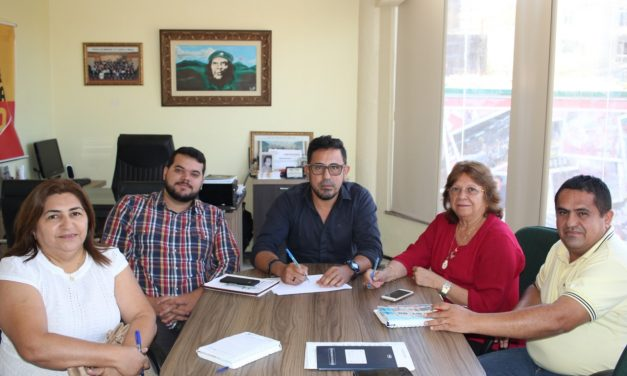 Tauá: APEOC discute Precatórios do FUNDEF da Rede Municipal