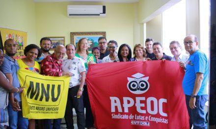 APEOC articula ações de fortalecimento do Movimento Negro e sua importância no Contexto Cultural