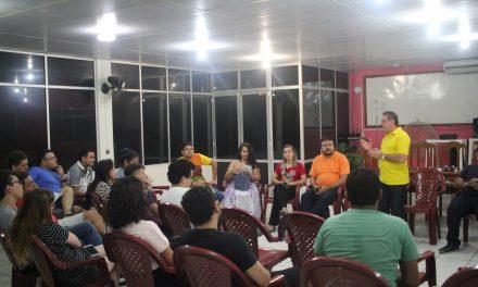   JORNADA PELA HOMOLOGAÇÃO   APEOC E CONCURSADOS TRAÇAM ESTRATÉGIAS DE LUTA PARA O SEGUNDO SEMESTRE