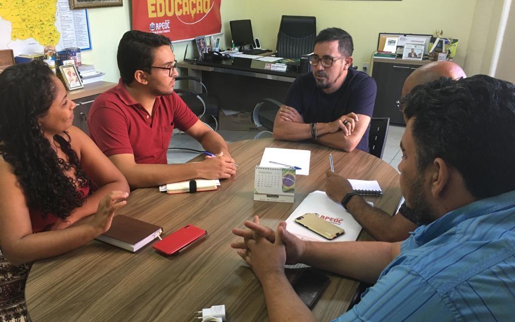 TSUNAMI DA EDUCAÇÃO NO GRITO DOS EXCLUÍDOS: APEOC E PASTORAL SOCIAL UNIDAS PARA CONSTRUÇÃO DO ATO