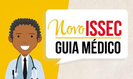 NOVO ISSEC LANÇA GUIA MÉDICO ONLINE