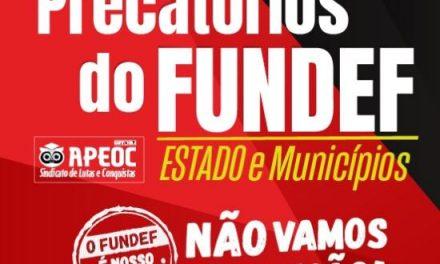 ICÓ: APEOC NÃO ABRE MÃO DE 60% DO PRECATÓRIO DO FUNDEF PARA MAGISTÉRIO