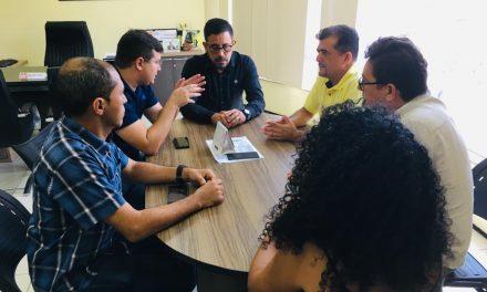 PARACURU: REUNIÃO DE PLANEJAMENTO TRAÇA ESTRATÉGIAS DA NOVA COMISSÃO MUNICIPAL