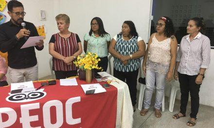 SÃO GONÇALO: APEOC EMPOSSA NOVA COMISSÃO MUNICIPAL