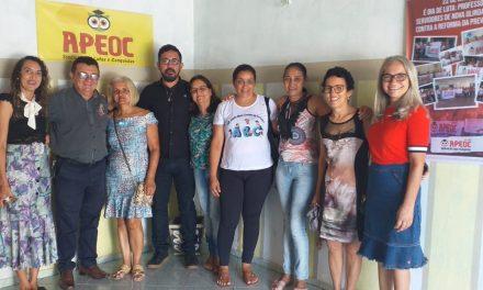 NOVA OLINDA: APEOC EMPOSSA NOVA COMISSÃO MUNICIPAL